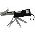 Whitby Nail Clipper + Pocket Knife