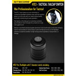 Nitecore 1 inch Tactical Tailcap Switch