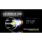 Solarforce LC-XML2 U2 Single Mode 2.7-9.0V