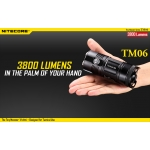 Nitecore TM06 Tiny Monster
