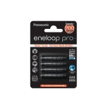 Eneloop Pro AAA Ni-MH Rechargeable Batteries