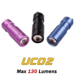 Fenix UC02 Rechargeable Keyring Torch