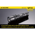 Nitecore MT25 Flashlight