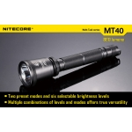 Nitecore MT40 Flashlight