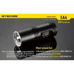 Nitecore EA4 Warm LED flashlight