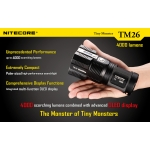 Nitecore TM26 Quadray Flashlight